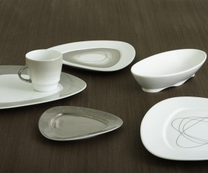 Liberare la Forma: porcelain: 2007:Photograph courtesy Manfredi Enterprises